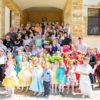 Воспитанники воскресной школы «Преображение» поздравили женщин с днем святых жен-мироносиц и показали пасхальный концерт