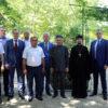 Секретарь епархии в составе делегации во главе с Владимиром Васильевым поздравил муфтия РД с окончанием Рамадана
