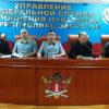 Руководитель отдела по тюремному служению встретился с сотрудниками УФСИН и с осужденными отряда хозяйственного обслуживания