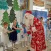В воскресной школе «Преображение» прошел Рождественский утренник