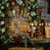 Прямая трансляция вечернего богослужения в канун праздника святителя Николая Чудотворца